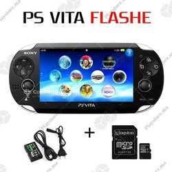 Flashé  PlayStation Vita