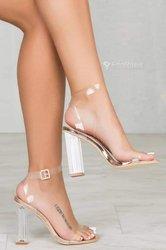 Chaussures à talon dame