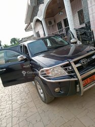 Toyota Pickup Hilux double cabine  2013