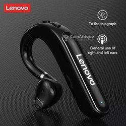 Écouteurs bluetooth Lenovo