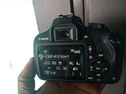 Canon 1200d+objectif 18-55mm