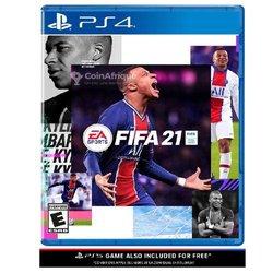 EA sports fifa 21 français PlayStation 4 - PlayStation 5