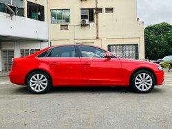 Audi RS4 2010