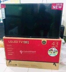 "TV  LG 43"""