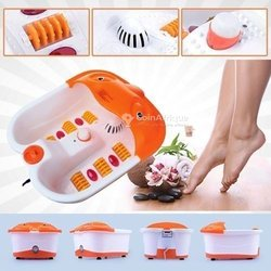 Bassin de massage de pieds électrique