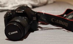 Appareil photo Canon 1100d