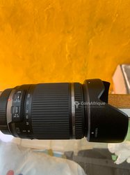 Objectif Tamron 18-200mm