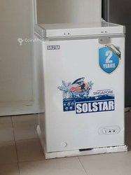 Congélateur Solstar