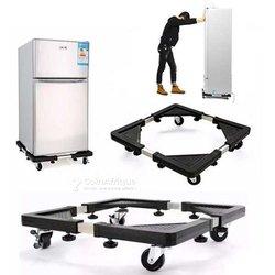 Support réfrigérateur et machine lavage - roulettes