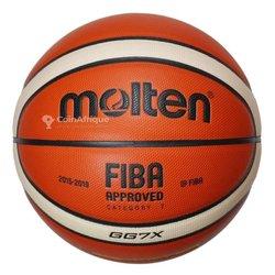 Ballon de basket Spalding ou Molten NBA - taille 7
