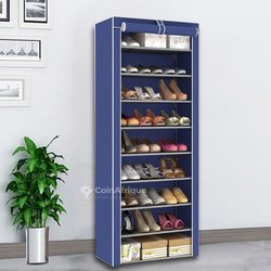 Armoire en tissu range-chaussures