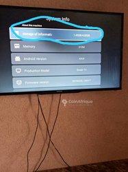 Plasma Samsung Smart TV