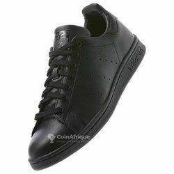 Chaussures Adidas Stan Smith Black v2