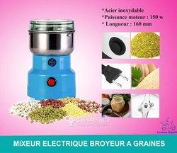 Mixeur électronique - broyeur à graine