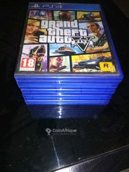 CD Playstation 4