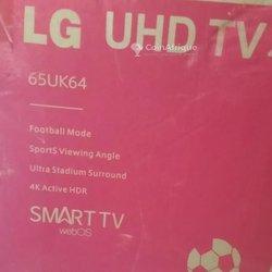 TV LG Smart 65 Pouces 4k