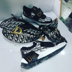 Chaussures - Sac Dior