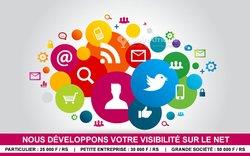 Service promotion de visibilité sur Facebook  - Instagram