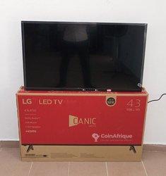 Télévision LG / Samsung