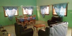 Location villa 4 pièces meublées - Foire Togo 2000