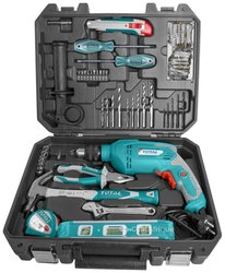 Caisse à outils + Perceuse