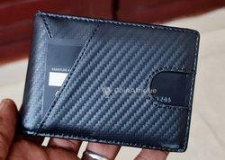 Porte-monnaie 100% cuir homme