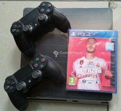 PlayStation 4 - fifa 2020 cd
