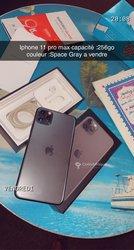 Apple iPhone 11 Pro Max - 256 gigas