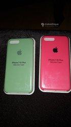 Coque silicone iPhone 7+ / 8+