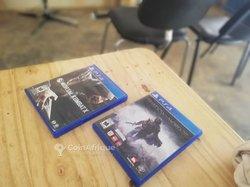 Jeux CD Playstation 4
