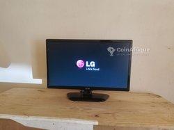 Téléviseur LG 22 Pouces