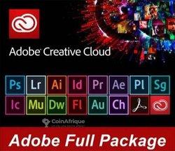 Pack Adobe CC