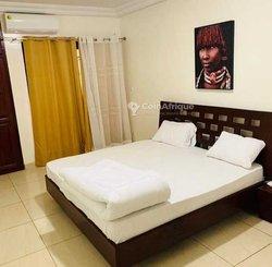 Location appartement meublé 3 pièces - Yoff virage