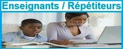 Recherche enseignants ou répétiteurs