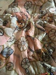Foulards en soie Zara