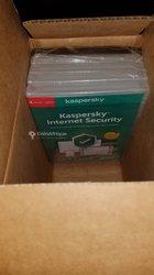 Antivirus Kaspersky Internet Security 4 postes