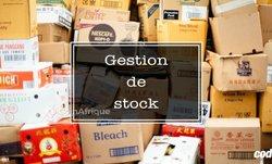 Gestion de stock - caisse