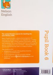 Documents d'anglais - Pupil Book 6 Book and workbook