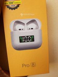 Écouteurs Pro 8
