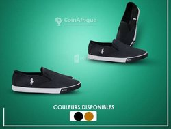 Chaussures Polo rock