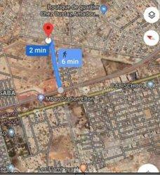 Location Dépôt 1000 m² - Zac Mbao