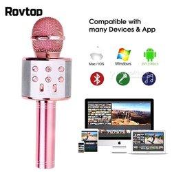 Microphone Haut-Parleur Enregistreur Bluetooth