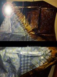 Tissu gala d'or