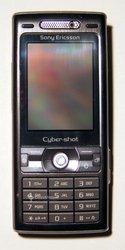 Rétro Sony Ericsson k800i