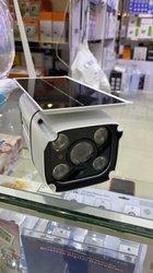 Caméra solaire wifi sans fil