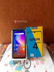 Tecno Spark 4 Pro 2020 - 32Gb