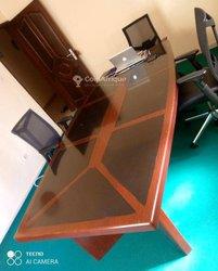 Table de réunion bureau 8 places