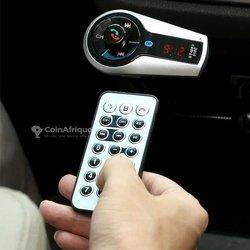 Transmetteur FM bluetooth voiture lecteur MP3 - BT 008