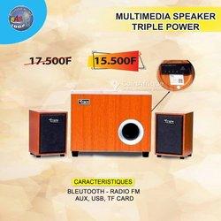 Multimédia speaker