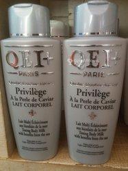 Produit cosmétique Qei+ Privilège